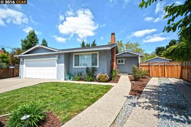 2790 Wexford Dr, Concord CA 94519