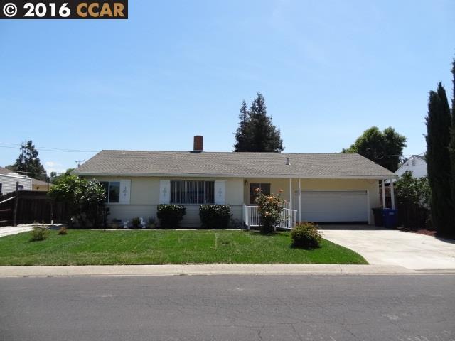 1537 Lavetta Way, Concord CA 94521