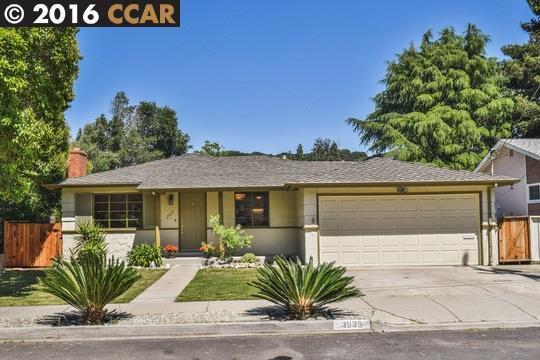 3935 Euclid Ave, Martinez, CA