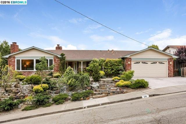 241 Inverness Ct, Oakland, CA