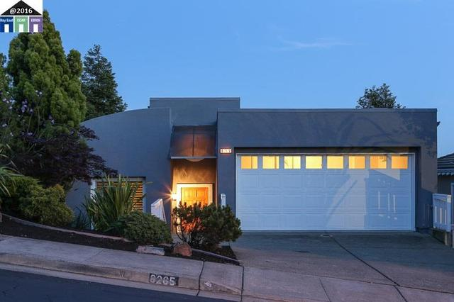 8265 Skyline Cir, Oakland, CA