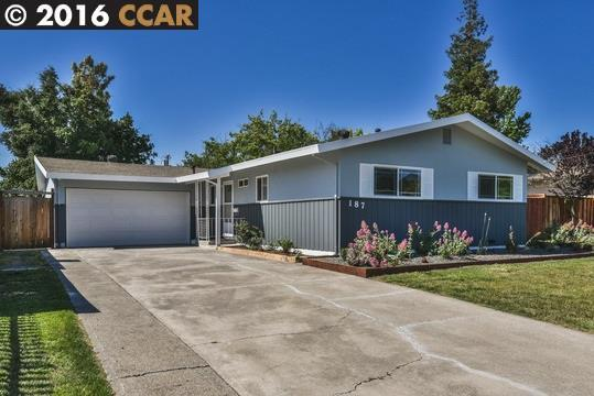 187 Brown Dr, Martinez CA 94553