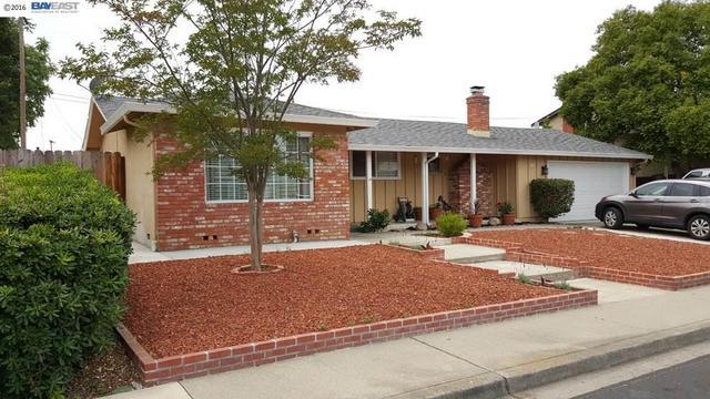 4354 Hazelwood Ln, Concord CA 94521