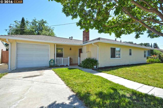 1340 Traynor Rd, Concord, CA