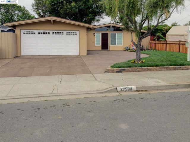 27583 Cliffwood Ave, Hayward CA 94545