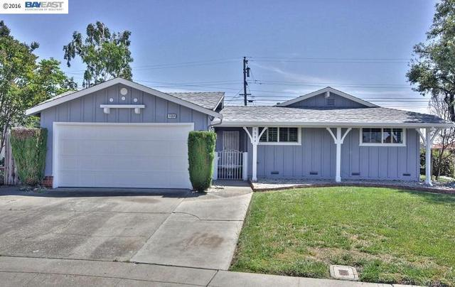 4984 Yellowstone Park Dr, Fremont, CA