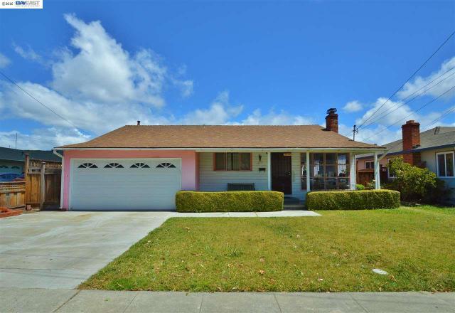 14918 Crosby St, San Leandro, CA