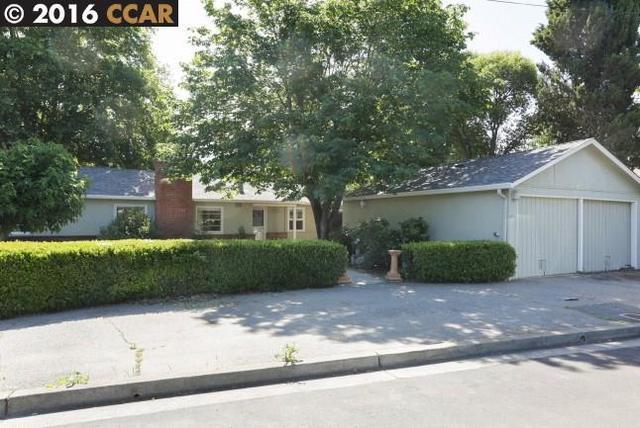 2480 Westcliffe Ln, Walnut Creek, CA