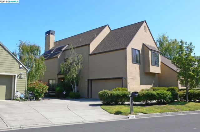 2615 Meadow Crest Ct, San Pablo, CA