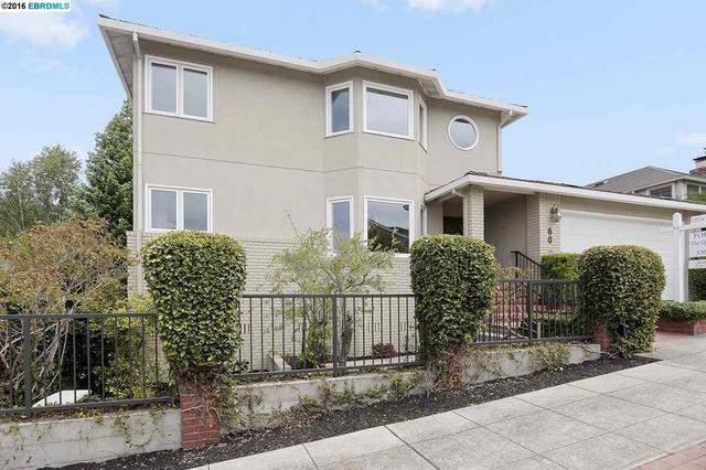 60 Elrod Ave, Oakland, CA