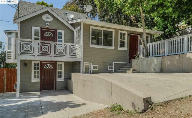 1222 Scenic Way, Hayward CA 94541