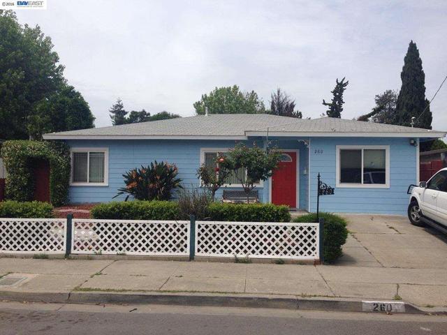260 Traynor St, Hayward, CA