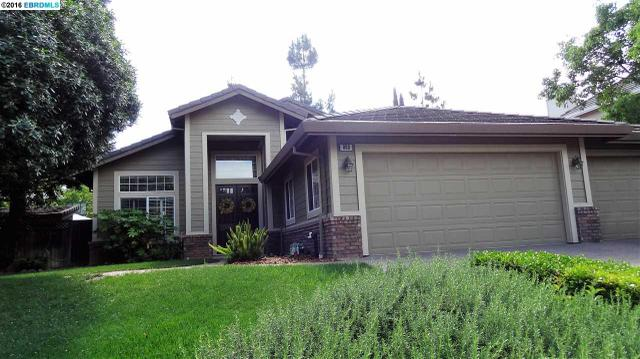 860 Rutherford Cir, Brentwood, CA