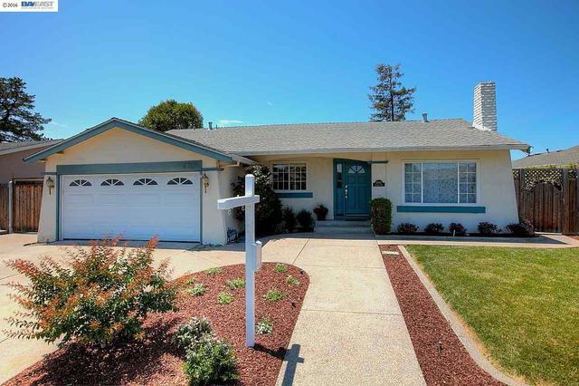 4380 Chapman Way, Pleasanton, CA
