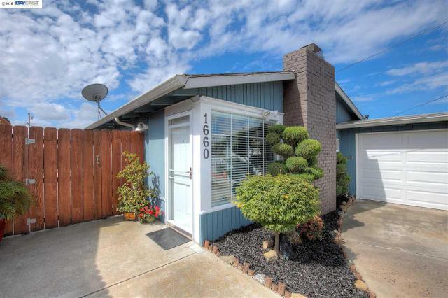 1660 Trowville Ln, Hayward CA 94545