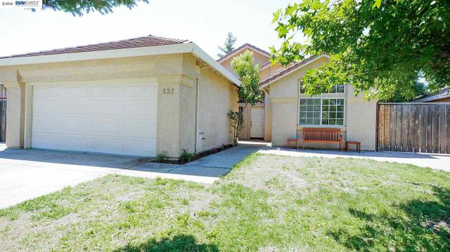 532 Cecelio Way, Tracy, CA