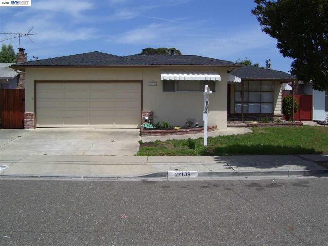 27136 Lemay Way, Hayward CA 94544