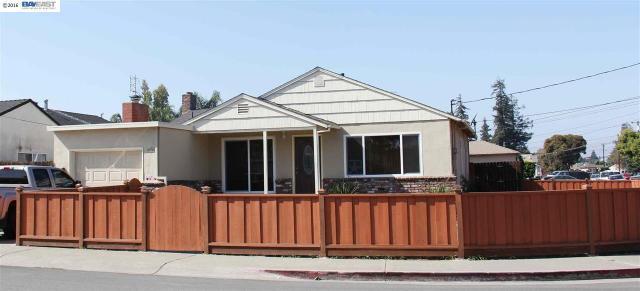 15807 Vassar Ave, San Lorenzo, CA