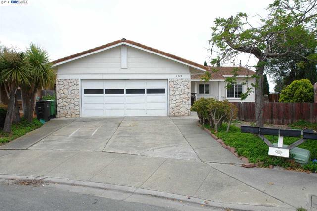 2528 Columbine Dr, Hayward, CA