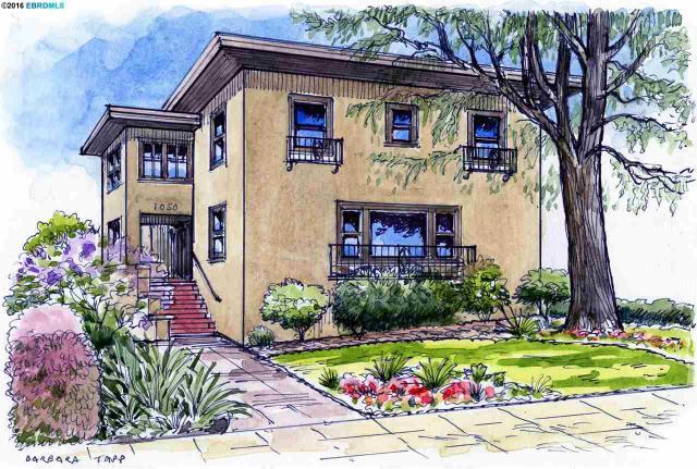 1050 Mariposa Ave, Berkeley, CA