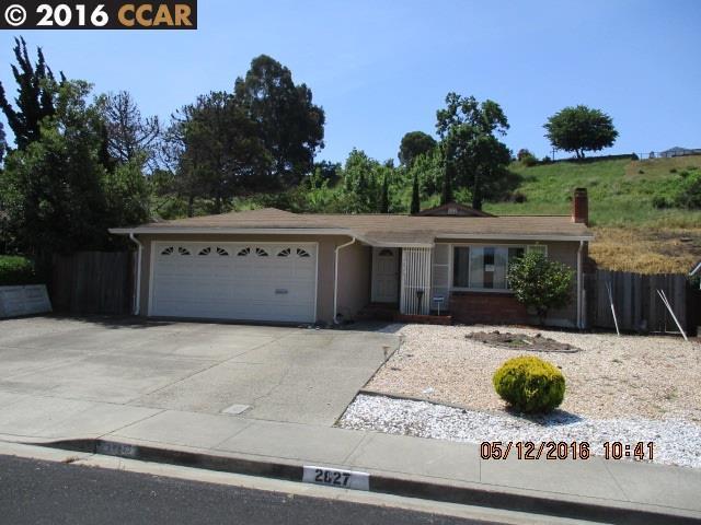 2827 Flannery Rd, San Pablo, CA