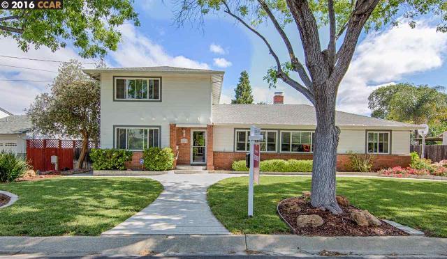 4019 Lillian Dr, Concord, CA