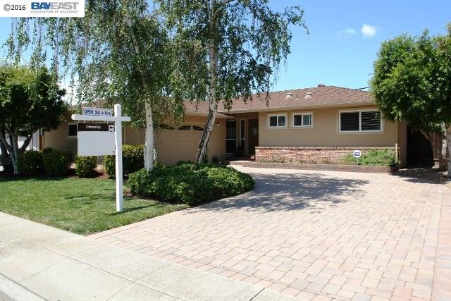 38139 Parkmont Dr, Fremont, CA