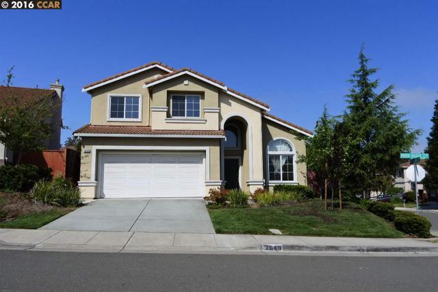 3649 Park Ridge Dr, San Pablo, CA