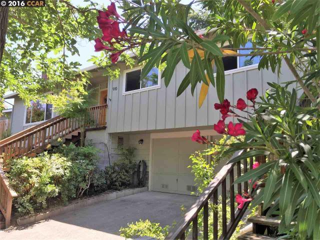 910 Andrews Dr, Martinez, CA