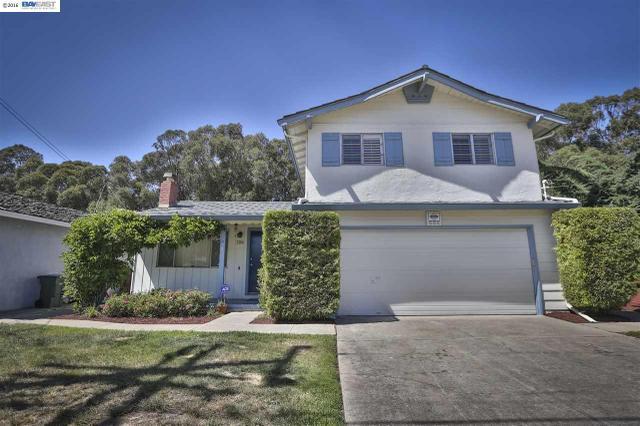 2106 Nina St Hayward, CA 94541