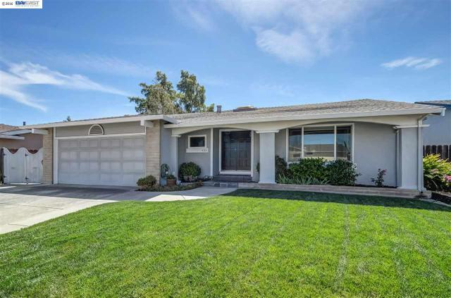 4704 Herrin Way Pleasanton, CA 94588