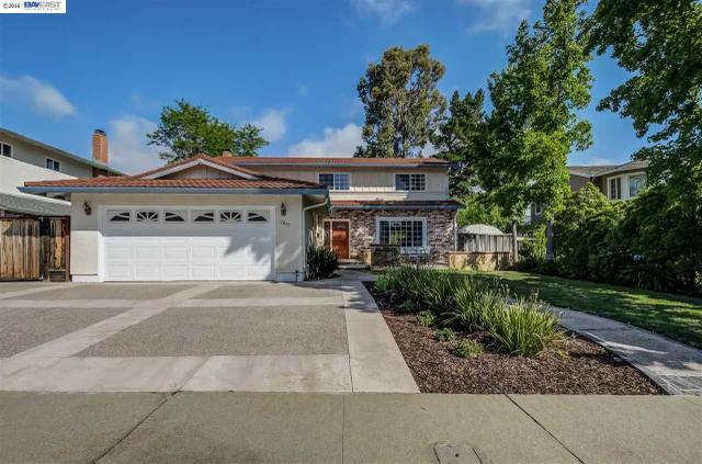 7817 Knollbrook Dr Pleasanton, CA 94588