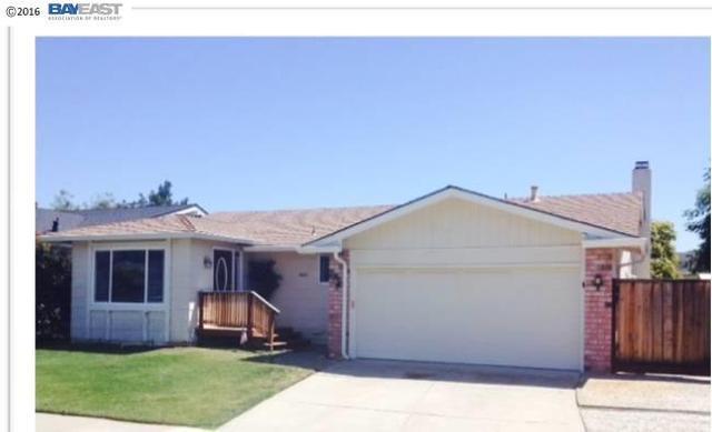 4033 Jackie Ct Pleasanton, CA 94588