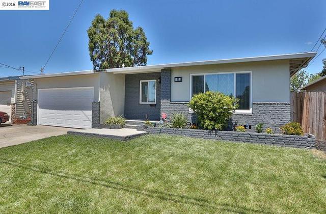 67 Ardis St Hayward, CA 94541