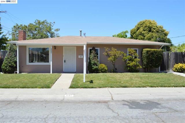 897 Lester Ave Hayward, CA 94541