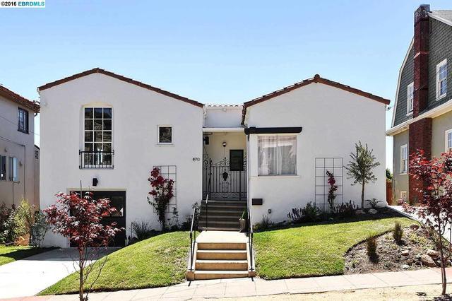 870 Santa Barbara Rd Berkeley, CA 94707