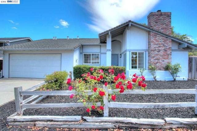 7796 Redbud Ct Pleasanton, CA 94588
