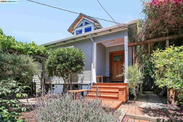 1703 Russell St Berkeley, CA 94703