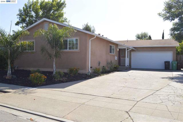 434 Mackenzie Pl Hayward, CA 94544