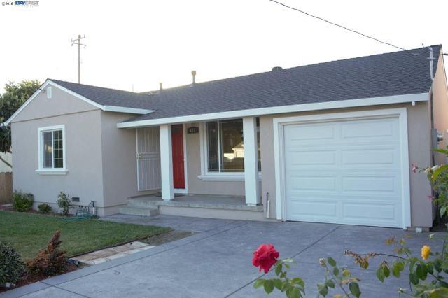479 Lupine Way Hayward, CA 94541