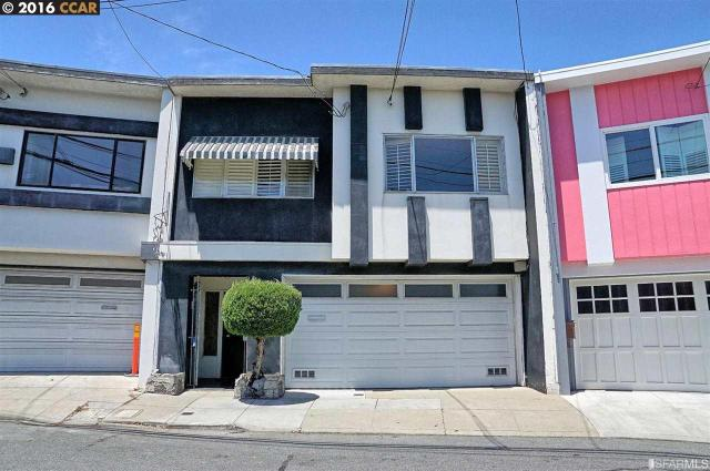 166 Bridgeview Dr San Francisco, CA 94124