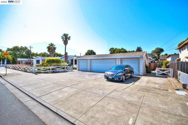 884 Schafer Rd, Hayward, CA 94544