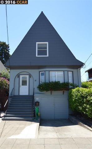 37 Rio Vista Ave, Oakland, CA 94611