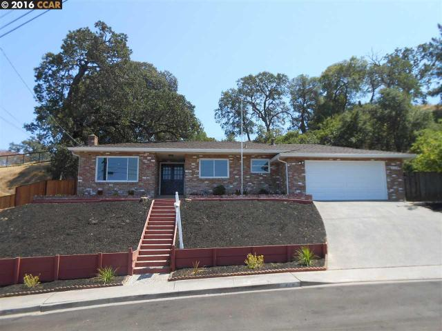 429 Mountain View Dr, Martinez, CA 94553
