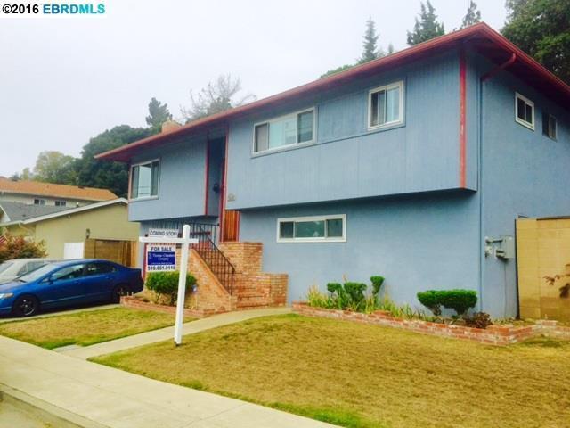 3811 Malcolm Ave, Oakland, CA 94605