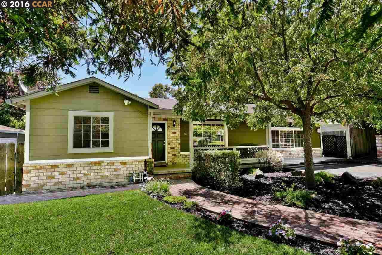16 Hillview Ter, Walnut Creek, CA 94596