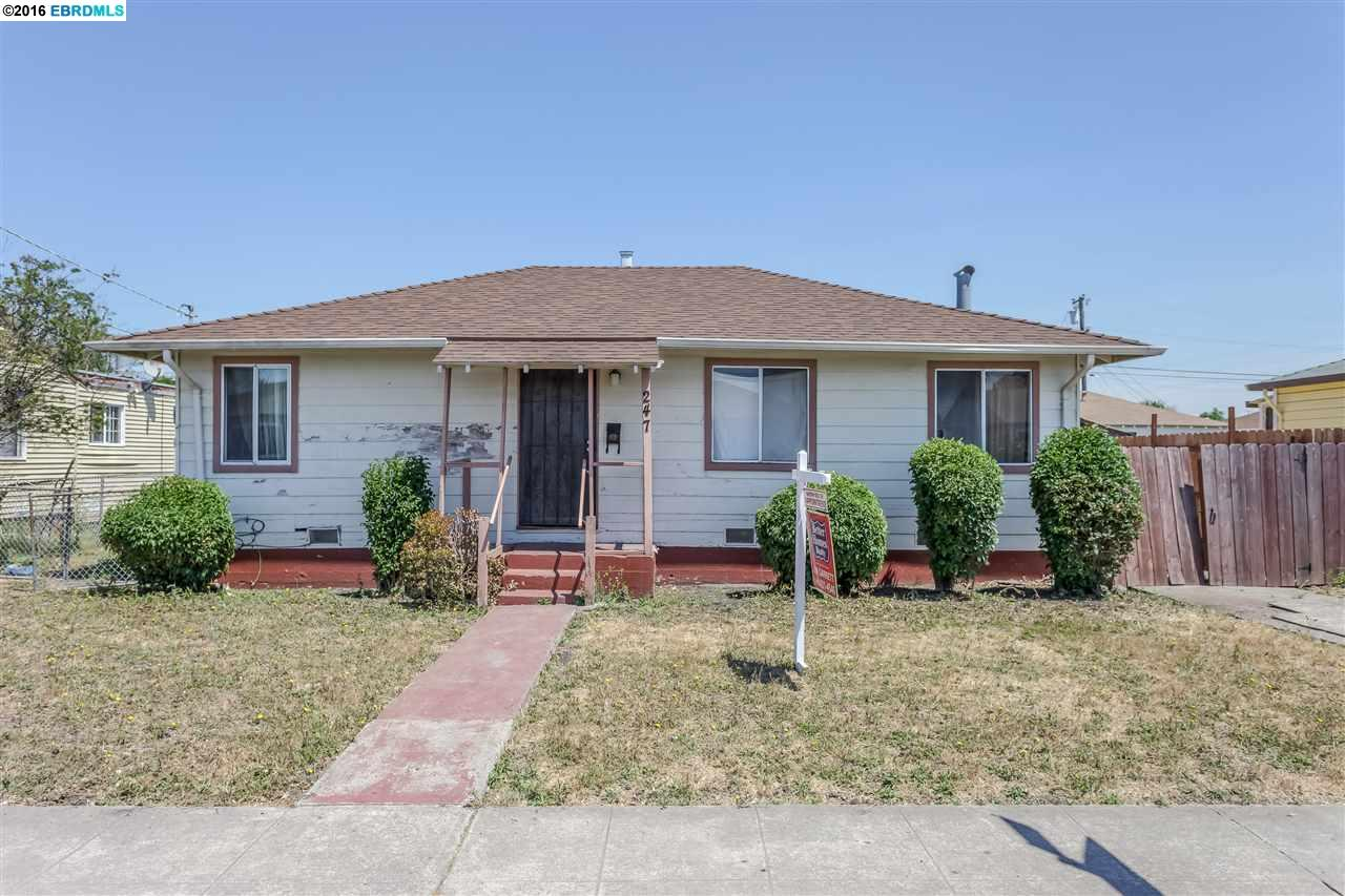 247 Sextus Rd, Oakland, CA 94603