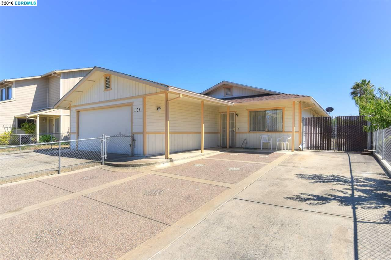 1105 Covered Wagon Dr, Oakley, CA 94561