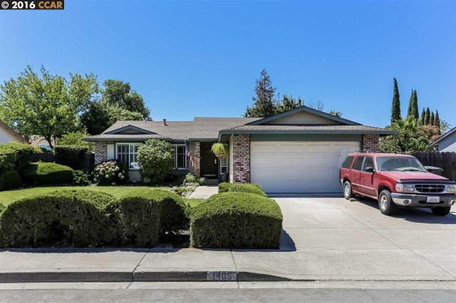 1465 Buttons Ct, Oakley, CA 94561