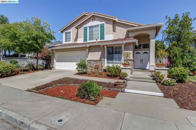 1795 Canterbury Ln, Hayward, CA 94544